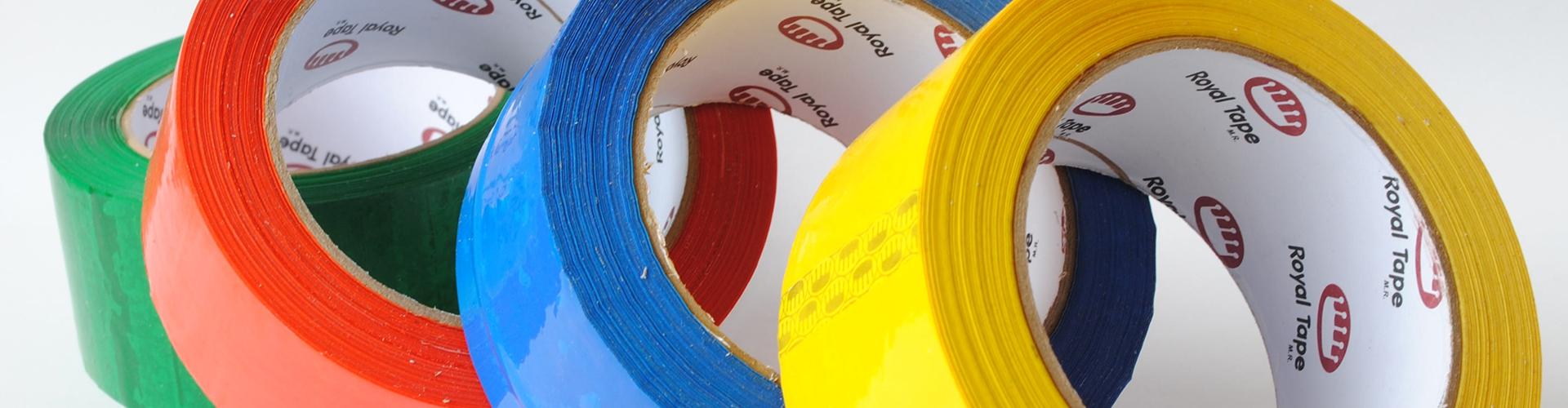 Cinta Adhesiva de Colores Cintas Adhesivas de Colores